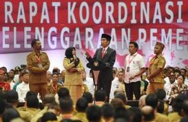 Jokowi Teken Aturan Gaji Perangkat Desa