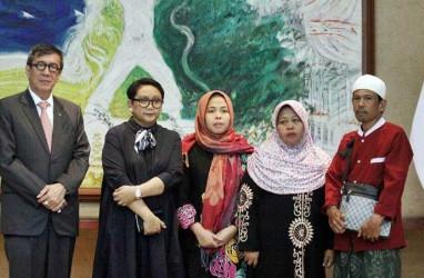 Siti Aisyah Ternyata belum Bebas Murni, bisa Didakwa lagi