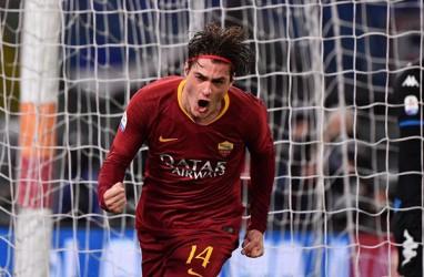 Debut Bagus Claudio Ranieri, Roma Atasi Empoli 2 - 1