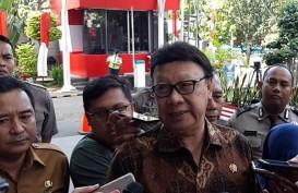 Selama April 2019, Mendagri Tjahjo Kumolo Minta Kepala Daerah Tidak Bepergian ke Luar Negeri