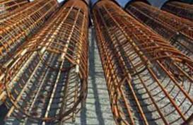 Sektor Konstruksi China Membaik, Harga Baja dan Bijih Besi Rebound