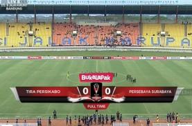 Piala Presiden: Persebaya vs Tira-Persikabo 0-0. Persebaya…