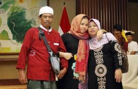 Bertemu Jokowi di Istana, Siti Aisyah Mengaku Senang