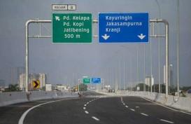 Tol Becakayu Dinilai Tak Perhatikan Jalan Nasional Sekitarnya