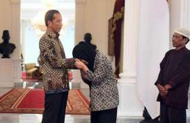 5 Berita Populer Nasional, Jokowi Beri Pesan Khusus untuk Siti Aisyah dan 9 Parpol yang Diprediksi Lolos ke DPR