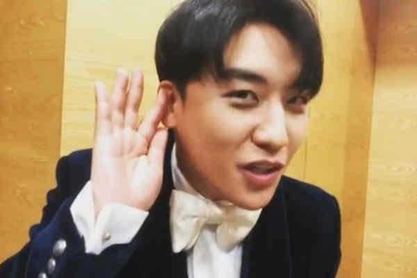 Seungri Bigbang. - Instagram/suara.com