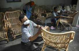Presiden Jokowi Harapkan Industri Mebel Nasional Tumbuh Dua Digit