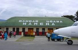 Pengelola Ingin Bandara Wamena Bisa Didarati Boeing 737-800