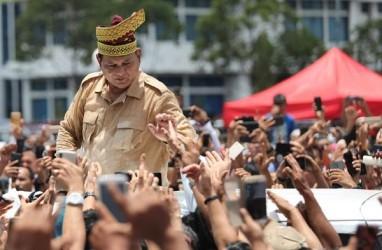 Kampanye di Riau, Prabowo Janjikan Pemerintahan Bersih