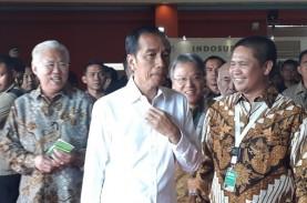 Jokowi Berharap Ekspor Furnitur Tumbuh Dua Digit
