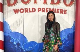 Raline Shah Hadiri World Premier Disney's Dumbo di…