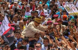 5 Terpopuler Nasional, Prabowo Tak Pernah Percaya Hasil Survei dan KPU Tantang Hacker untuk Berdialog