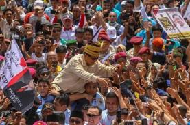 5 Terpopuler Nasional, Prabowo Tak Pernah Percaya…