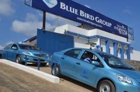 Blue Bird (BIRD) Incar Layanan Taksi di Bandara Baru