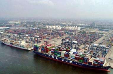 LOGISTIKOS : Revolusi Logistik Jangan Setengah Hati