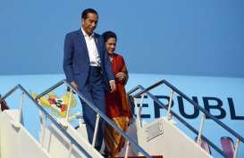 Hari Ini Presiden Jokowi Kunker ke Pangkal Pinang, Ini Agendanya