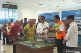 Genjot Ekonomi dan Pariwisata, Terminal Baru Bandara Depati Amir Babel Diresmikan