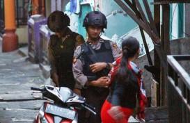 BOM SIBOLGA : Tahu Dipantau Densus, Teroris Sibolga Pasang 4 Ranjau di Depan Rumahnya