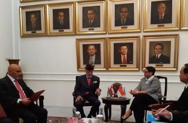Temui Menlu Retno, Oman Ingin Perluas Kerja Sama dengan Indonesia