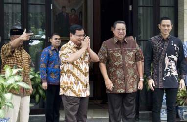 Kata AHY Soal Agum Gumelar Menyebut Prabowo dan SBY