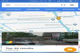 APLIKASI NAVIGASI : Lebih Dekat dengan Google StreetView