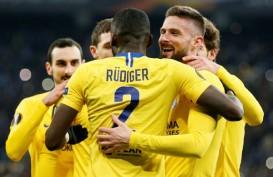 Chelsea Menang 5 - 0, Bersama Napoli & Valencia ke 8 Besar Liga Europa