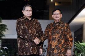 SBY Malu jika Harus Bertengkar dengan Agum Gumelar