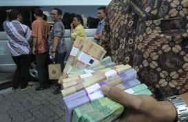 Uang Kertas Rp20.000 Langka di Medan