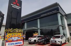 Dongkrak Penjualan, Mitsubishi Gencarkan Pameran di Daerah