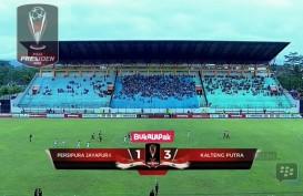 Piala Presiden: Persipura vs Kalteng Putara 1-3. Kalteng Putra Juara Grup C, Persipura Tersisih. Ini Videonya