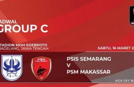 Piala Presiden: PSIS Semarang vs PSM Makassar 1-0, tapi yang Lolos Kalteng Putra. Ini videonya