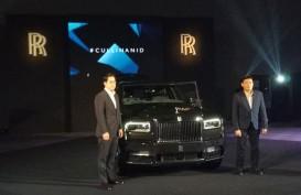 SUV Mewah, Rolls-Royce Cullinan Hadir di Indonesia