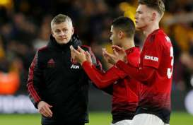 Hasil Piala FA : United Tersingkir, City Lolos ke Semifinal