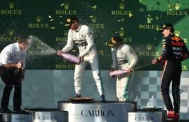 Hasil F1 GP Australia : Lewis Hamilton Lagi-lagi Nomor 2