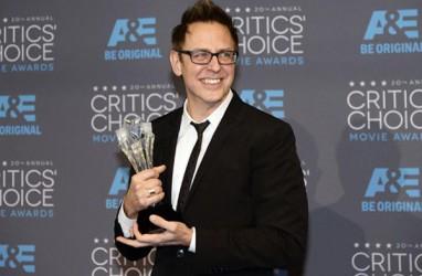 Garap Guardian of the Galaxy 3, Disney Kembali Rekrut Sutradara James Gunn