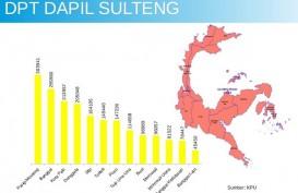 KENAL DAPIL : Sarifuddin Suding Bersaing dengan Istri Pasha Ungu di Dapil Sulteng