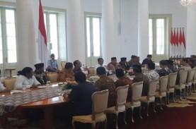 Pengurus FBR Datangi Istana Bogor, Bertemu Presiden…