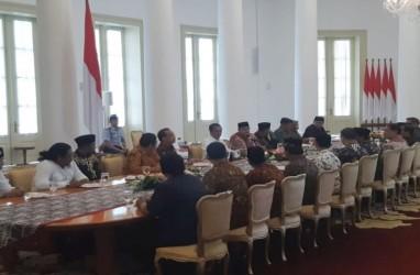 Pengurus FBR Datangi Istana Bogor, Bertemu Presiden Jokowi