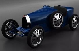 Bugatti Baby II, Mobil Anak-Anak Seharga Setengah Miliar
