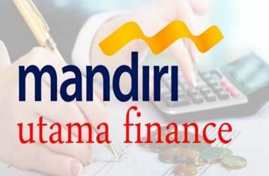 Bank Mandiri Dan MUF Luncurkan Kredit Motor Murah