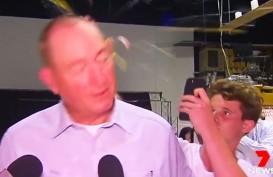Timpuk Senator Australia Pakai Telur, Siapa Will 'Egg Boy' Connolly? Ini Videonya