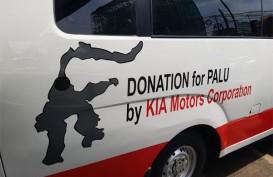 KIA Motor Serahan Bantuan Ambulan Pasca Likuefaksi Palu