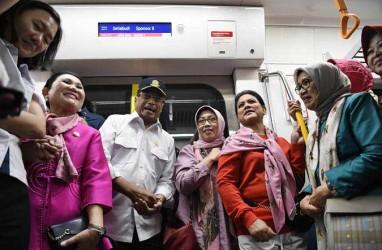Saat Jam Sibuk, MRT Jakarta Sediakan Gerbong Khusus Perempuan