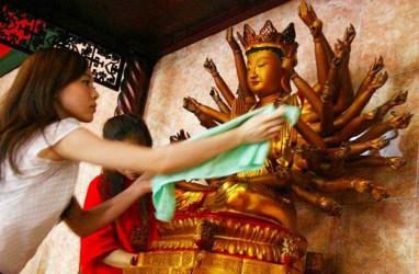PSI Janji Berantas Praktik Pemerasan Rumah Ibadah Vihara dan Kelenteng