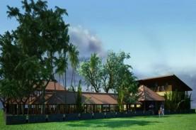 Struktur dan Bahan Rumah Tradisional Lebih Tahan Gempa