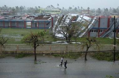 Topan di Mozambik : Lebih dari Seribu Orang Tewas