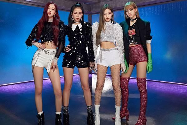 Grup vokal wanita dari Korea Selatan BLACKPINK - Istimewa