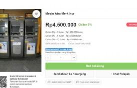 Kasus Skimming Ramyadjie Priambodo dan ATM, Ini Harga Mesin ATM Bekas di Bukalapak