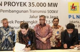 Proyek 35.000 MW Sisakan 6,63% Kapasitas yang Belum Berkontrak