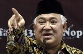 Din Syamsuddin : Warga Muhammadiyah Tidak Baik Bila Golput